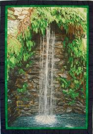 Waterfall Photo Quilt